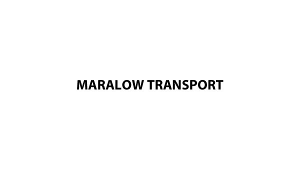 Maralow Transport